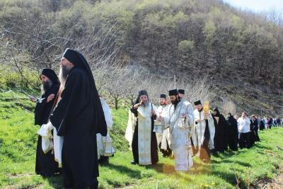 На празникот Балаклија