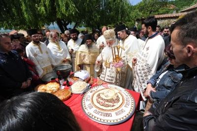 На денот на св. Георгиј во Рајчица