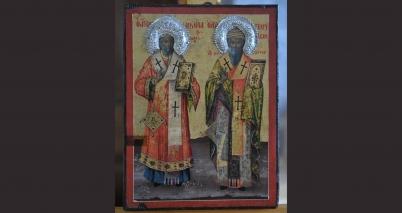 Св. Чудотворци Николај Мирликиски и Спиридон