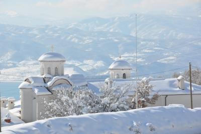 Зимска идила во Рајчица