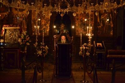 Во неделата на св. Марија Египетска