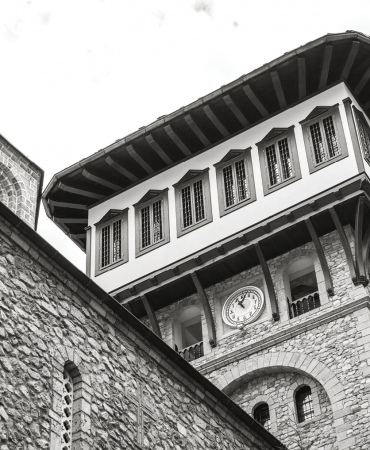 Бигорската кула со часовникот