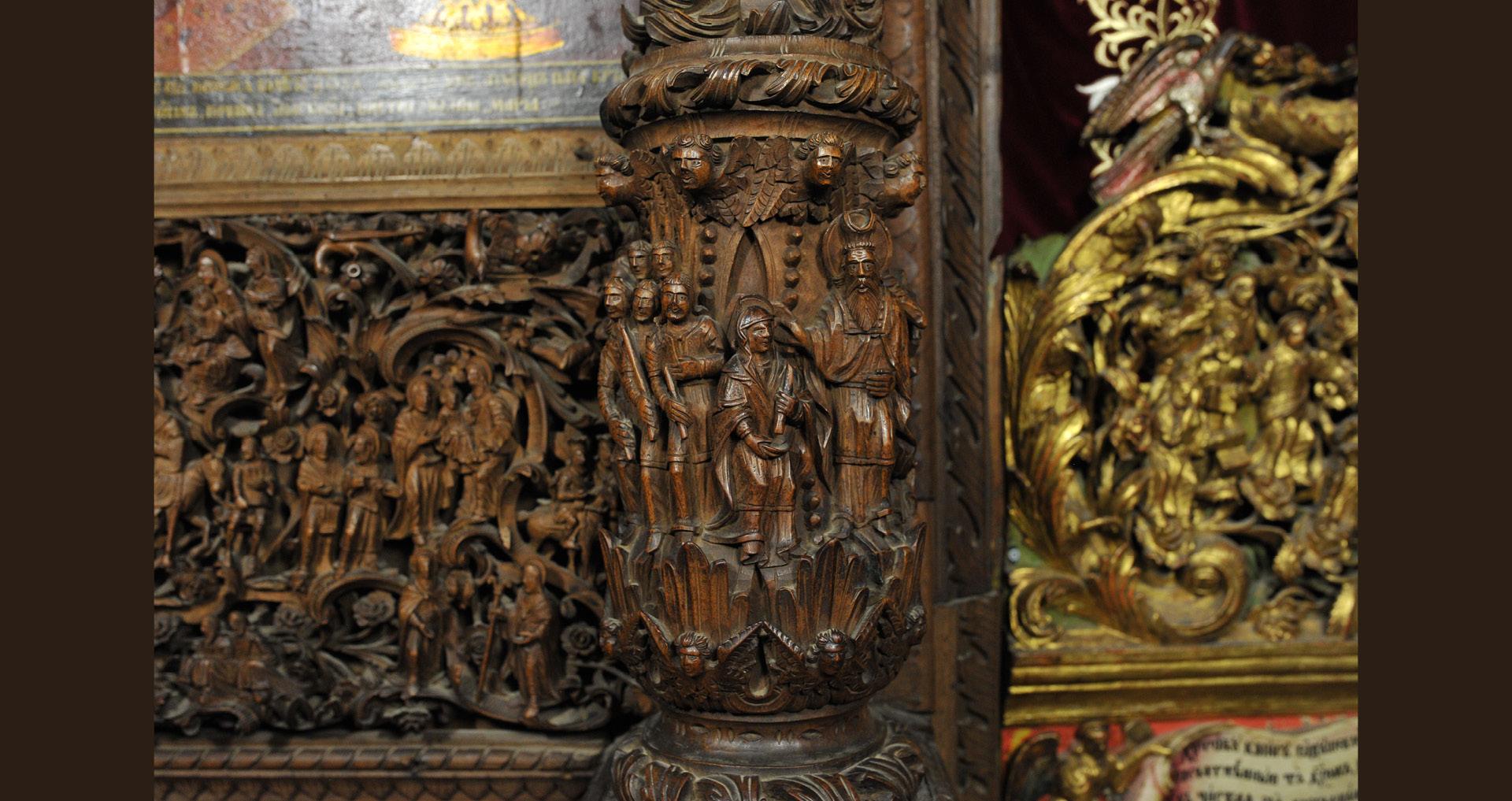 Воведувањето на Богородица во храмот