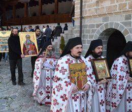 Литија за неделата на Православието