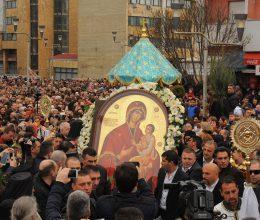 Пресвета Богородица Скоропослушница ја посети Струмица и целата нашата Татковина