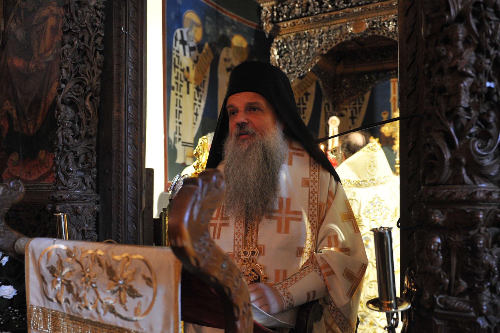 Епископ Климент Хераклејски: Тајната на Свети Јован Претеча