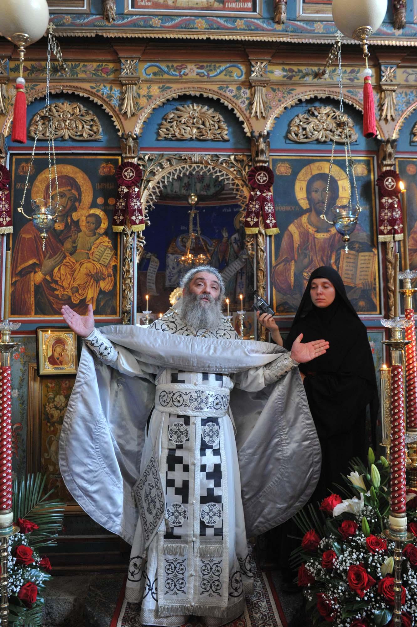 Архимандрит Партениј Бигорски: Вечното знаме на Христијаните