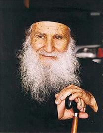 Starec Josif Vatopedski