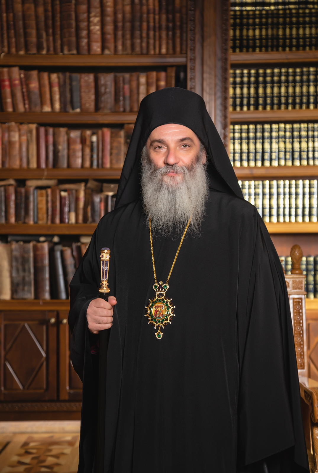 Bishop Parthenius, Elder and Abbot of the Bigorski Monastery