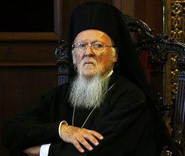 Vselenski Patriarh Vartolomej