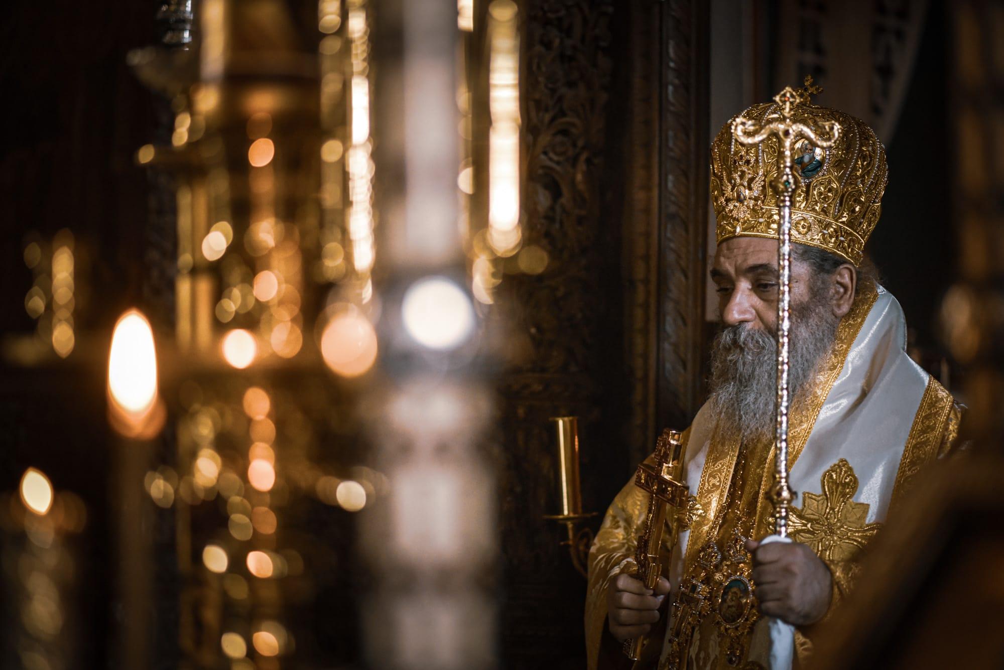 Епископ Партениј